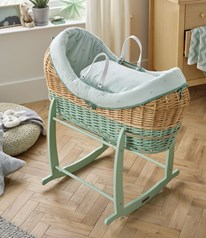 Discover our huge range or Moses Baskets and Accessories.