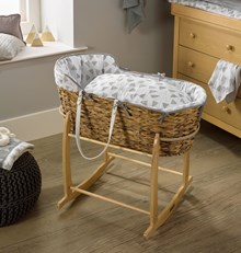 Shop our full range of Hyacinth Moses Baskets