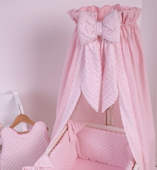Crib/Cradle Drapes