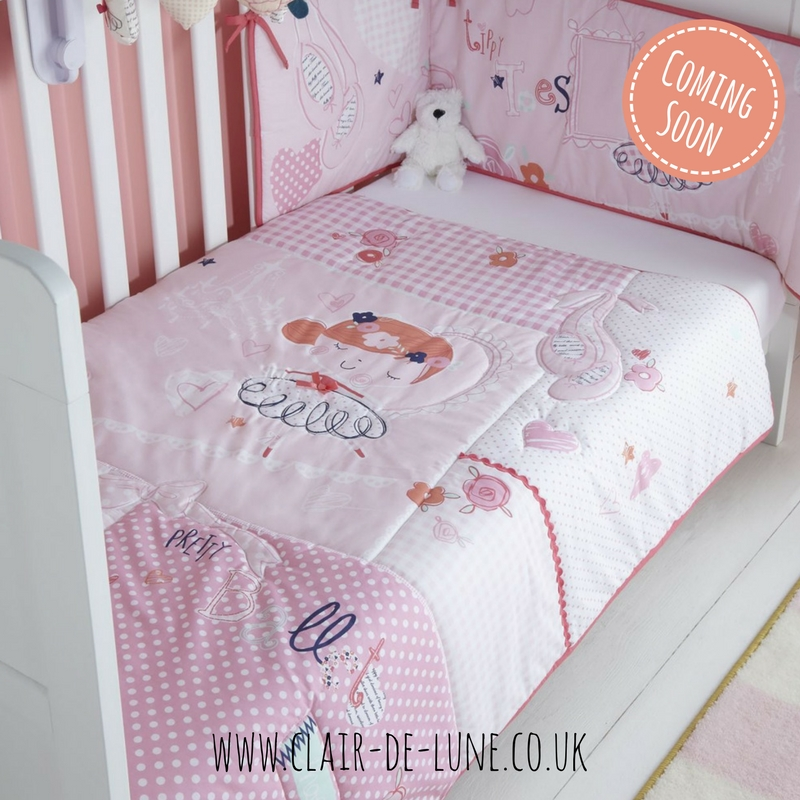 Clair de Lune Tippy Toes Collection