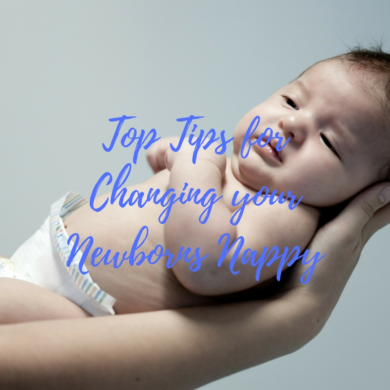 Top Tips for Changing Nappies