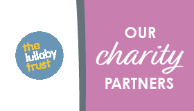 Find out more about supporting the Lullaby Trust.