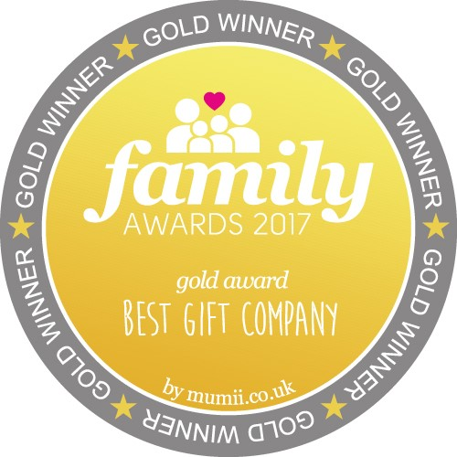 Gold Award for Best Gift Company