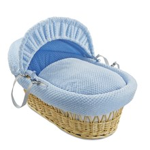 Honeycomb Moses Basket Dressings Bedding Set