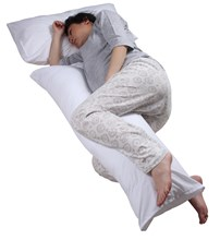Soft Cotton Maternity Support Pillow