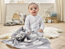 Clair de Lune Reversible Cloud Blanket