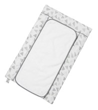 Sparkling Muslin Roly Poly Travel/Change Mat