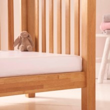 Fitted Mattress Protector to fit Cot/Cot Bed