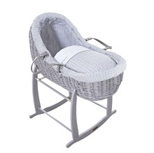 Barley Bébé Grey Willow Bassinet®