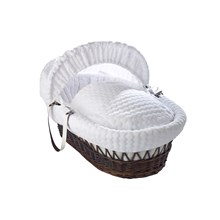 Marshmallow Moses Basket Dressings Bedding Set
