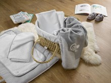 My First Cot Bed Gift Basket