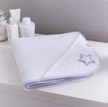 Silver Lining Hooded Towel