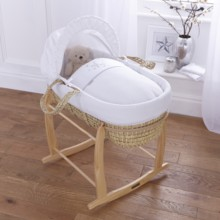 Stardust Palm Moses Basket