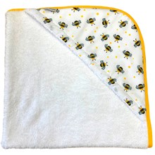 Bees Hooded Towel
