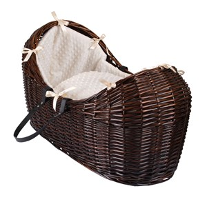 Dimple Dark Wicker Noah Pod®