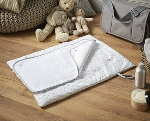 Stars & Stripes Roly Poly Travel & Change Mat®