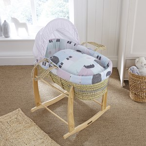 Stanley & Pip Palm Moses Basket