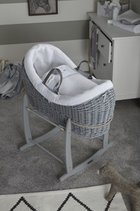 Over The Moon Grey Wrapover® Noah Pod®
