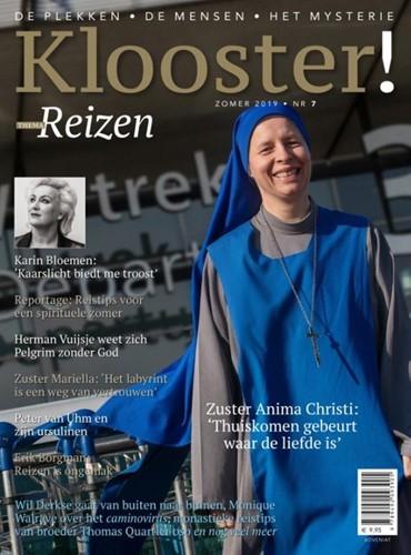 Klooster! - Reizen (Paperback)
