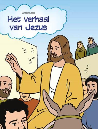 Het verhaal van Jezus (Paperback)
