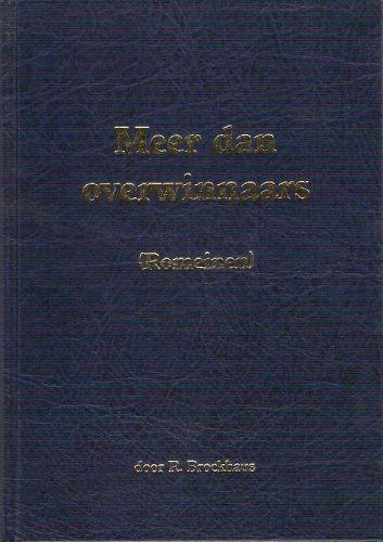 Meer dan overwinnaars (Boek)