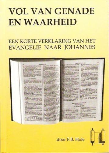 Vol van genade en waarheid (Boek)