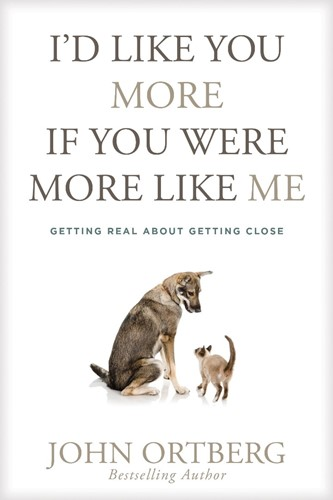 I'd like you more if you were more like me (Paperback)