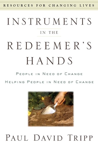 Instruments in the redeemer's hands (Paperback)