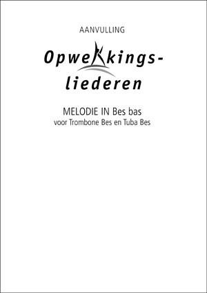 Opwekking muziekboek 820-831 in Bes-Bas (Losse bladen/Geniet)
