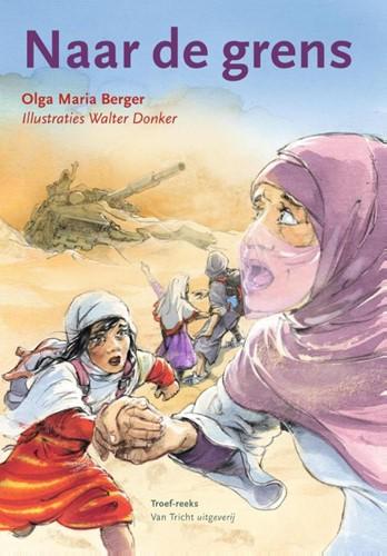 Naar de grens (Paperback)