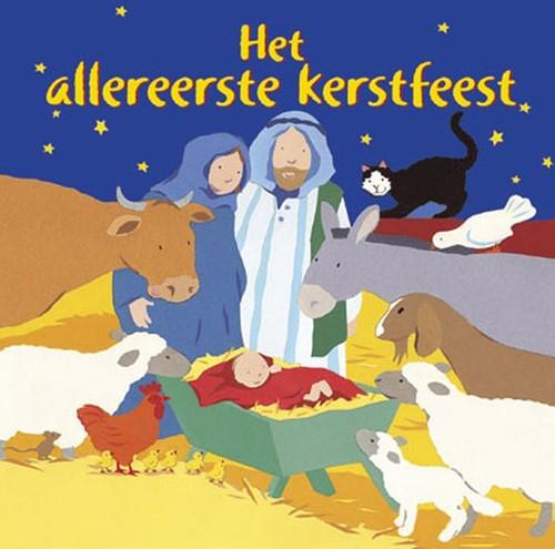 Het allereerste kerstfeest (Hardcover)