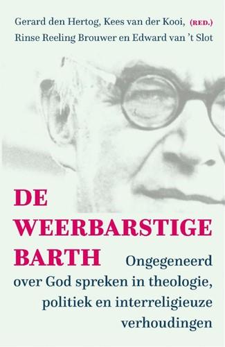 De weerbarstige Barth (Boek)