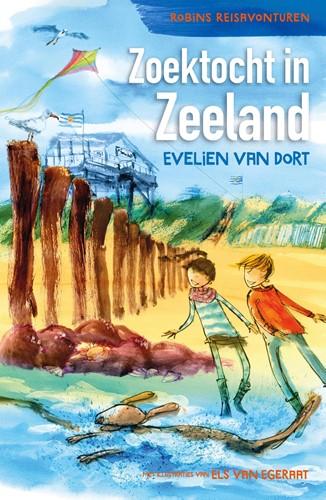 Zoektocht in Zeeland (Hardcover)