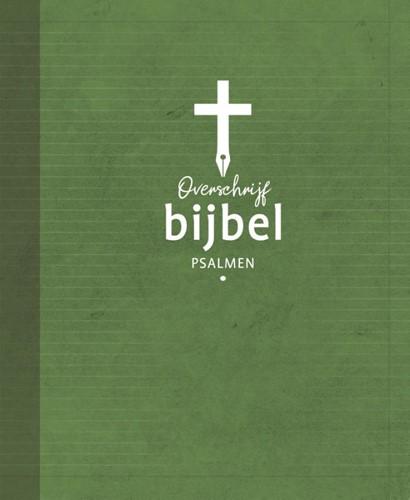 Overschrijfbijbel Psalmen (Boek)