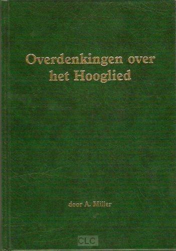 Overdenkingen over het Hooglied (Hardcover)