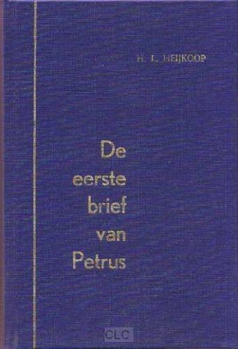 Eerste brief van petrus (Hardcover)