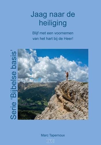 Jaag naar de heiliging (Boek)