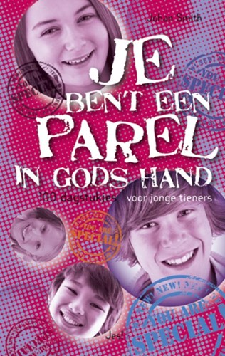 Je bent een parel in Gods hand (Paperback)