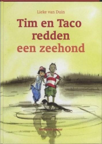 Tim en Taco redden een zeehond (Paperback)