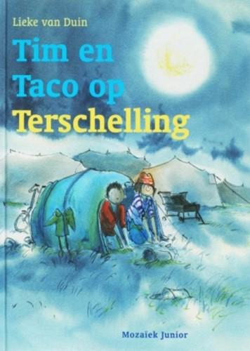 Tim en Taco op Terschelling (Paperback)