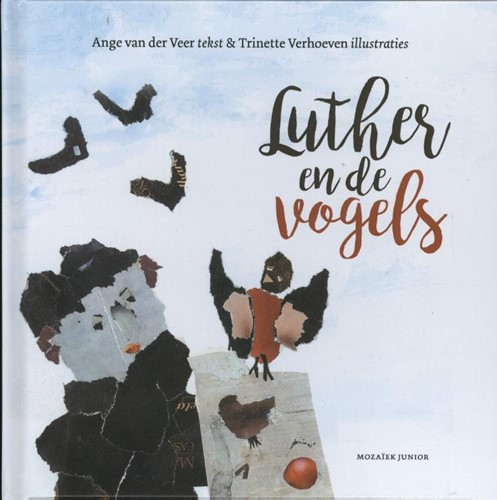 Luther en de vogels (Hardcover)