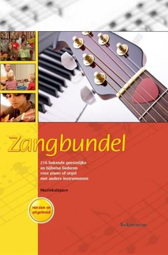 Zangbundel, muziekuitgave (Hardcover)