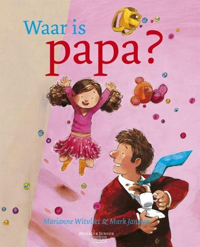 Waar is papa? (Hardcover)
