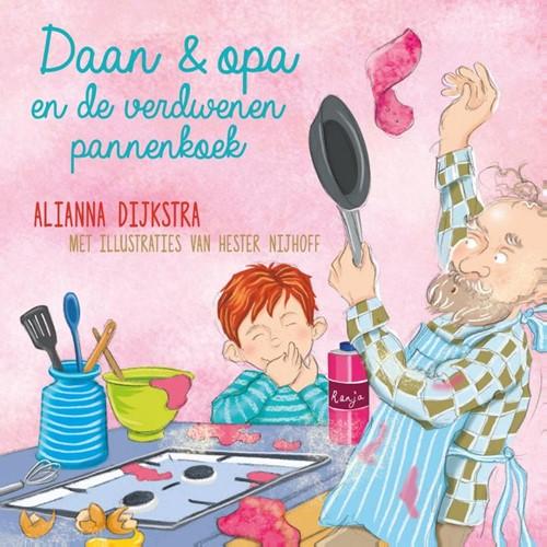 Daan & opa en de verdwenen pannenkoek (Hardcover)