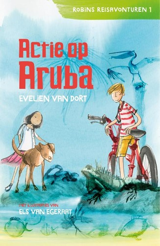 Actie op Aruba (Hardcover)