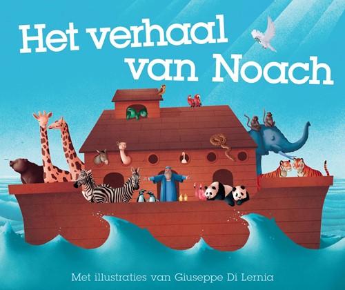 Het verhaal van Noach (Hardcover)