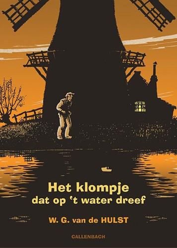 Het klompje dat op het water dreef (Hardcover)