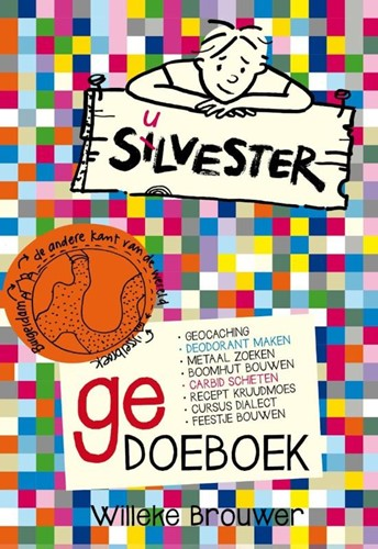 Silvester (ge)doeboek (Paperback)