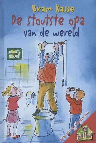 De stoutste opa van de wereld (Hardcover)