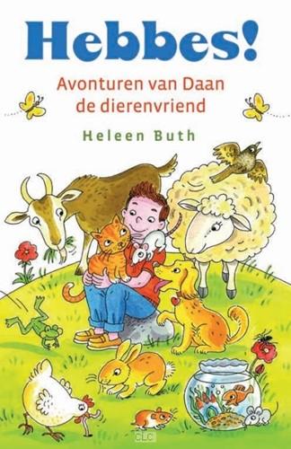 Hebbes! Avonturen van Daan de dierenvriend (Hardcover)